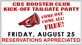 Booster Club Kick-off Tailgate Party