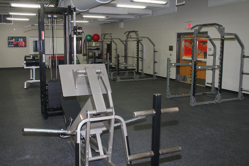Bergin Fitness Center