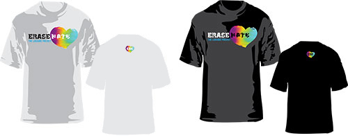 Erase Hate T-Shirts