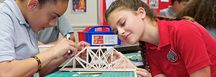 Carrollwood Day School: Middle Years Programme (MYP)
