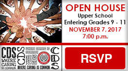 Upper School Open House