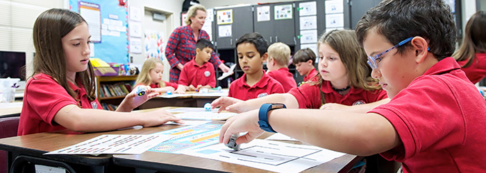 Carrollwood Day School: Primary Years Programme (PYP)