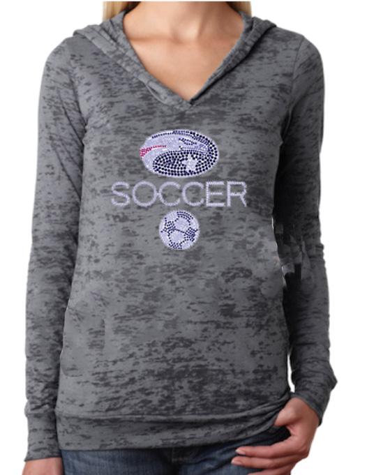 Soccer Bling Shirt