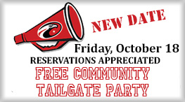 RSVP to Tailgate Party